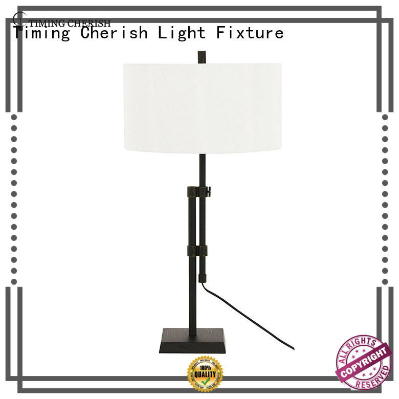 modern wood table lamp nickel supply for bar