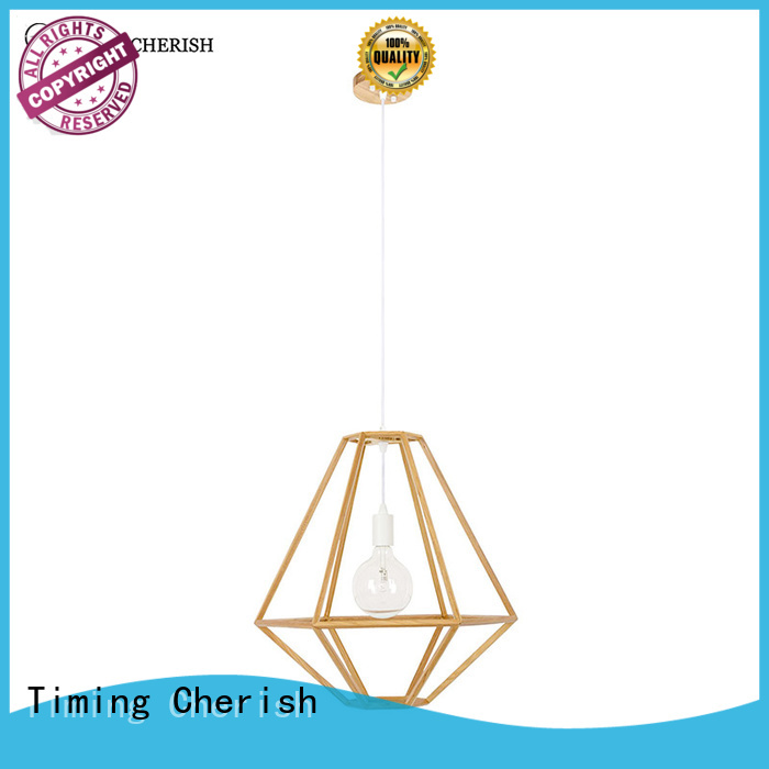 Timing Cherish fixture pendulum lights for business for hotel