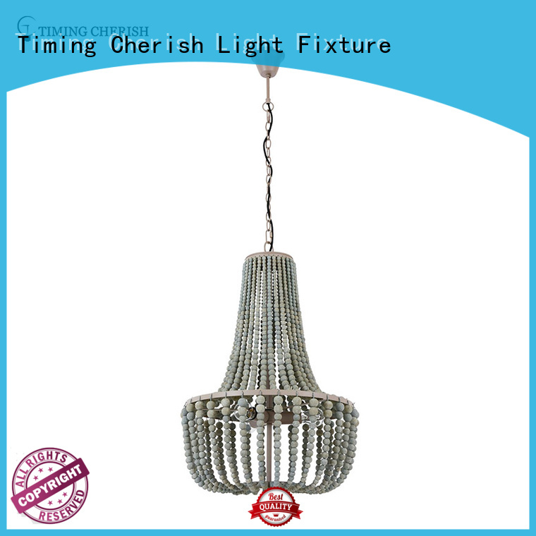Timing Cherish blackfrench chandelier lamp suppliers for bar