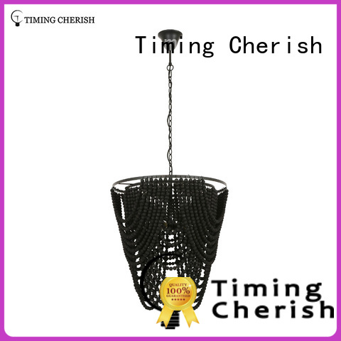 Timing Cherish draped chandelier lamp supply for living room