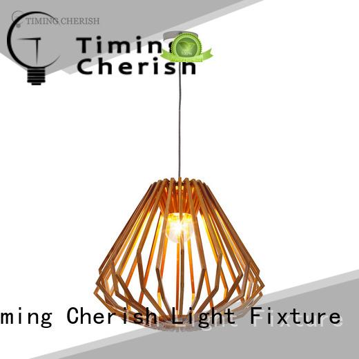 baikal lantern pendant light timber suppliers for hotel