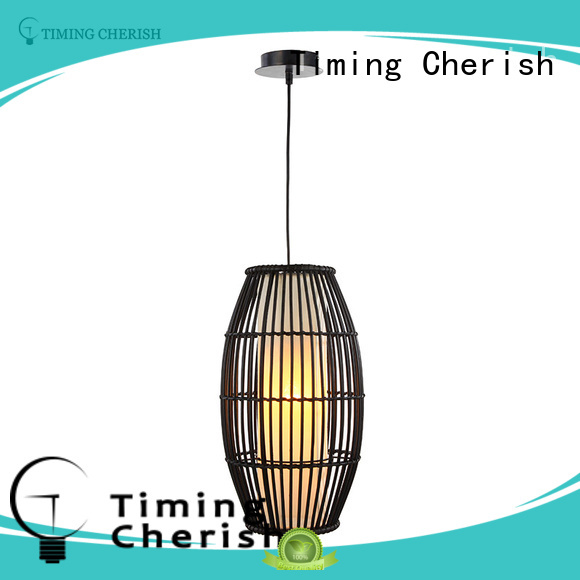natural wood veneer lamp supplier for home Timing Cherish