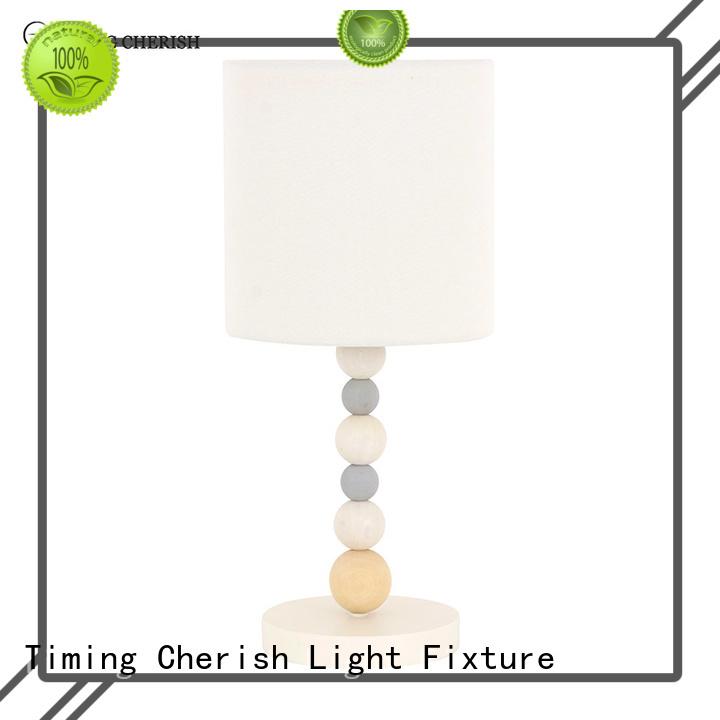 Timing Cherish linen kids lighting supply for living room
