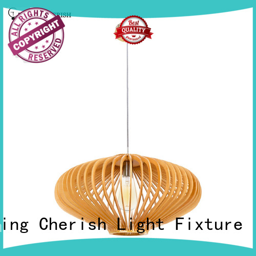 small timber pendant light timber company for home