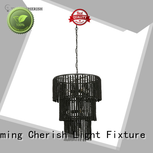 Timing Cherish fringed fringe chandelier for business for home