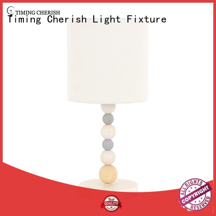 Timing Cherish wood children's lighting supply for kindergarten