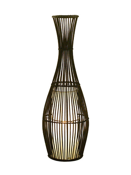 classic rattan floor lamp rhine factory for bar-1