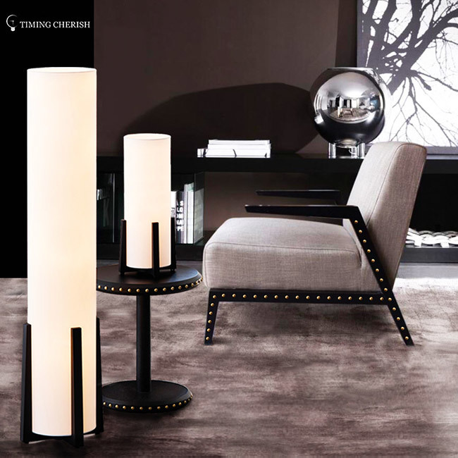 stylish corner floor lamp shade for business for living room