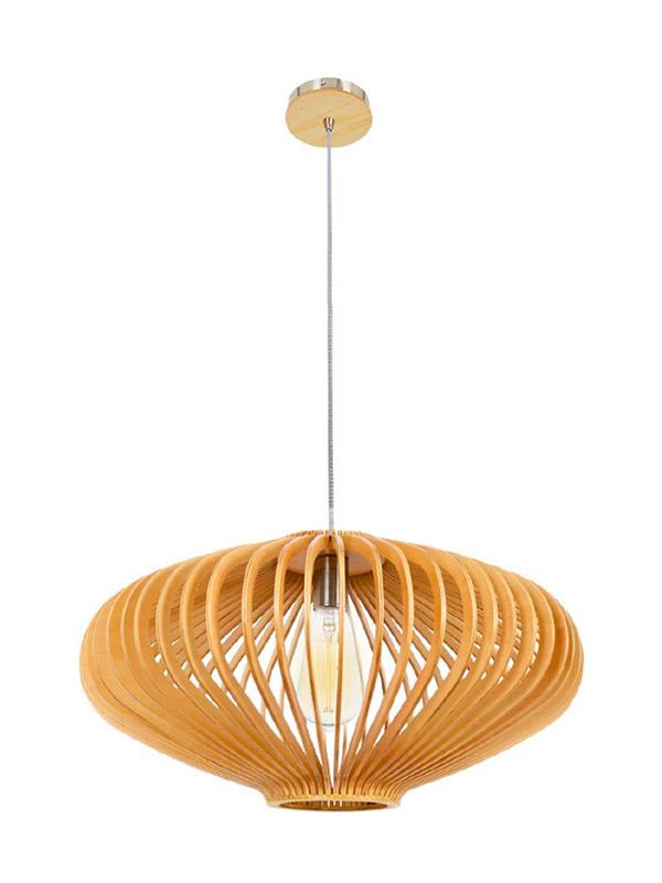 boho timber pendant light polytope factory for bar-2
