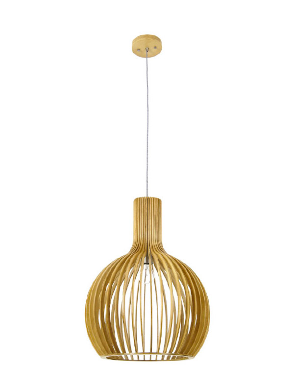 wood wood pendant light fixture for sale for living room-2