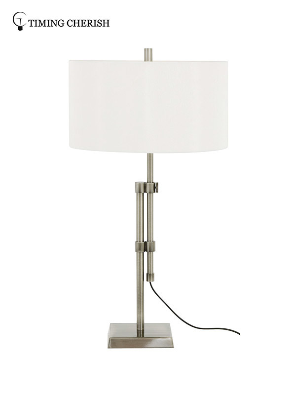 Timing Cherish himalayan chandelier table lamp supply for hotel