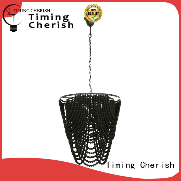Timing Cherish cotton hanging chandelier company for bar