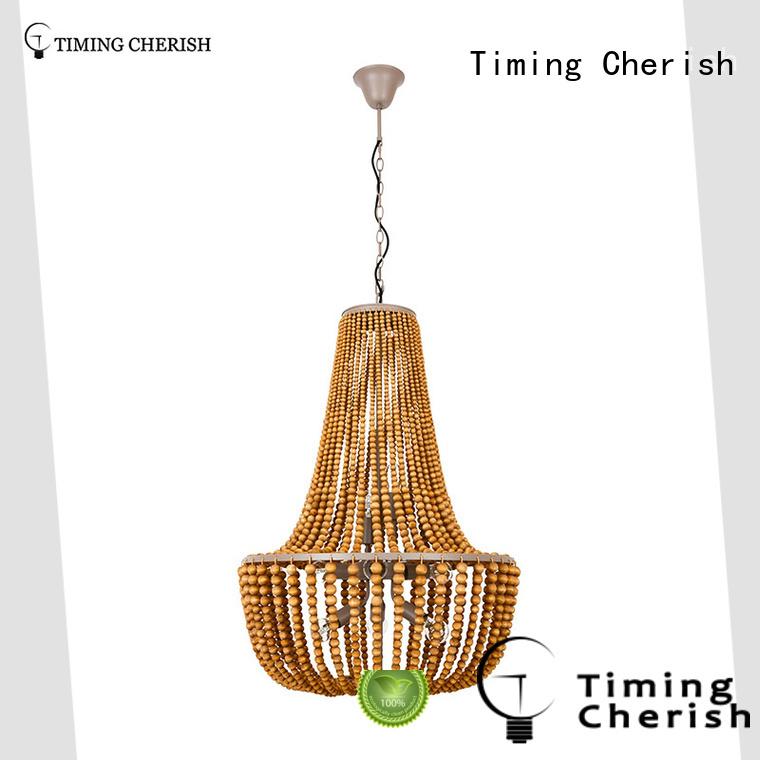 Timing Cherish pendant hanging chandelier supply for bar