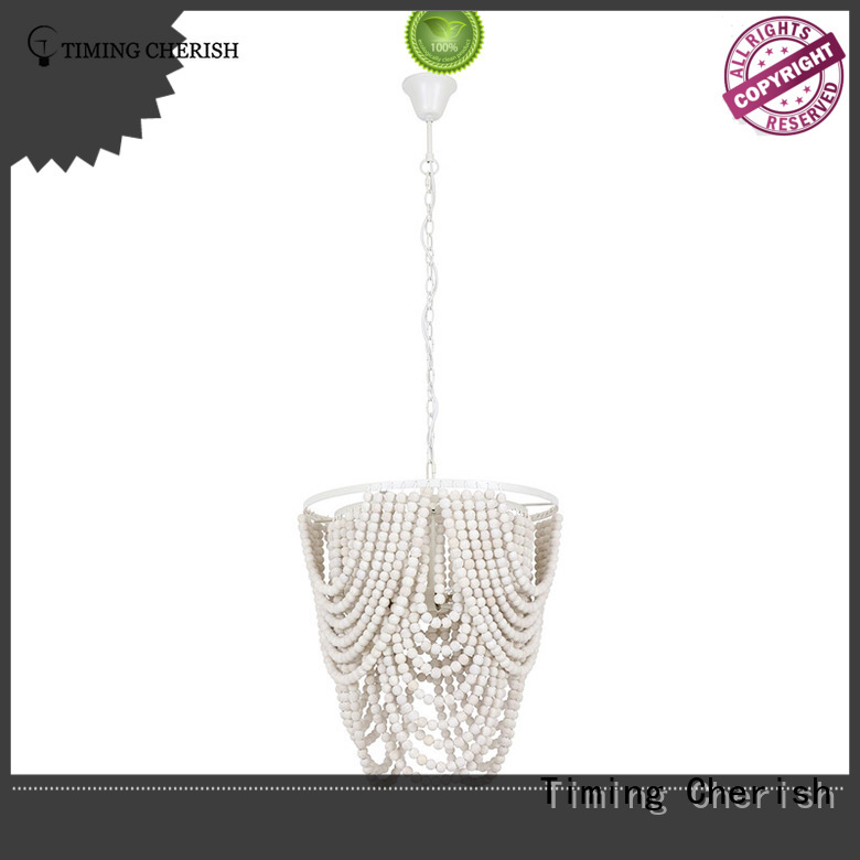 Timing Cherish pendant hanging chandelier suppliers for home