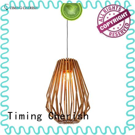 Timing Cherish rattan pendulum lights suppliers for living room