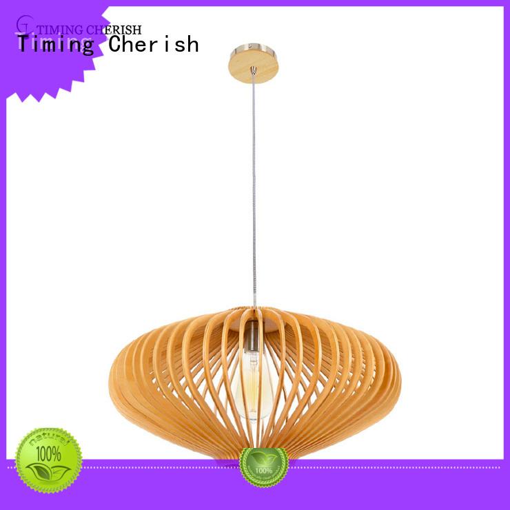 Hot wood dining room light fixtures echo Timing Cherish Brand