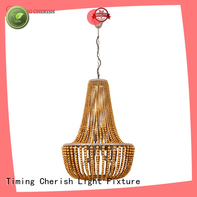 Timing Cherish natural pendant chandelier suppliers for bar