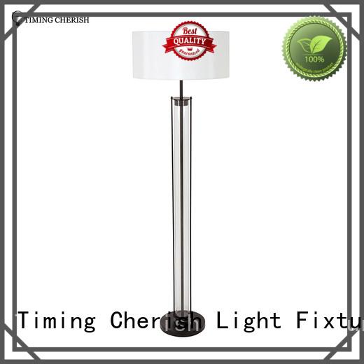 Timing Cherish rhine metal floor lamp manufacturers for hotel