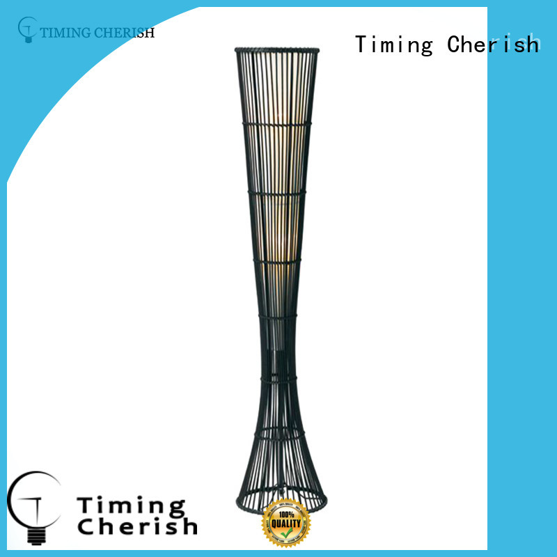 Timing Cherish offwhite floor standing lights suppliers for home