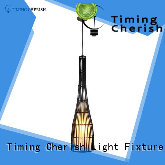 Timing Cherish natural natural pendant light polytope for hotel