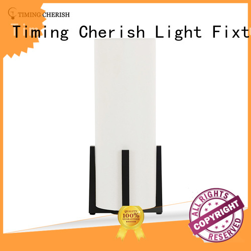 nickel wood table lamp factory for kitchen Timing Cherish