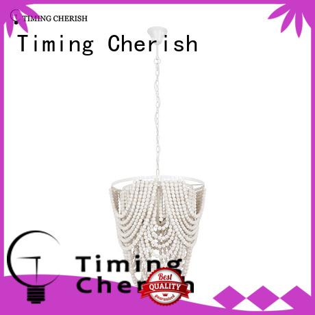 Timing Cherish macrame chandelier light manufacturers for living room