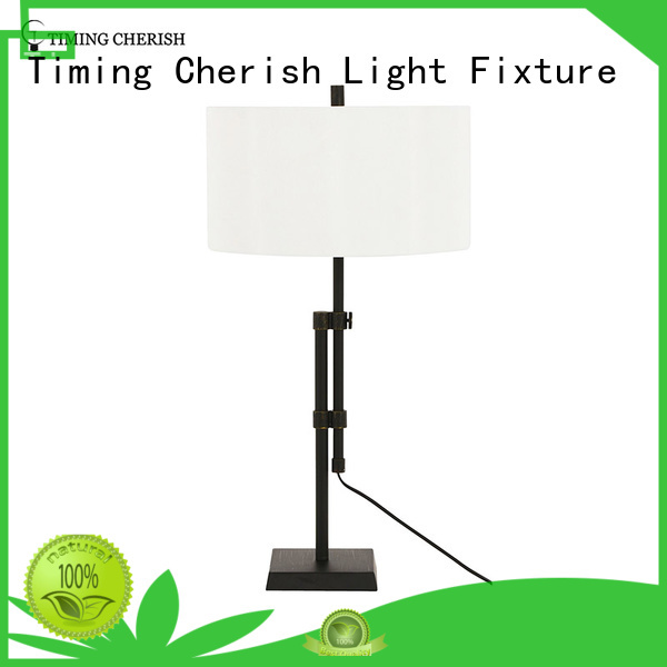 metal wood desk lamp supplier for kitchen Timing Cherish