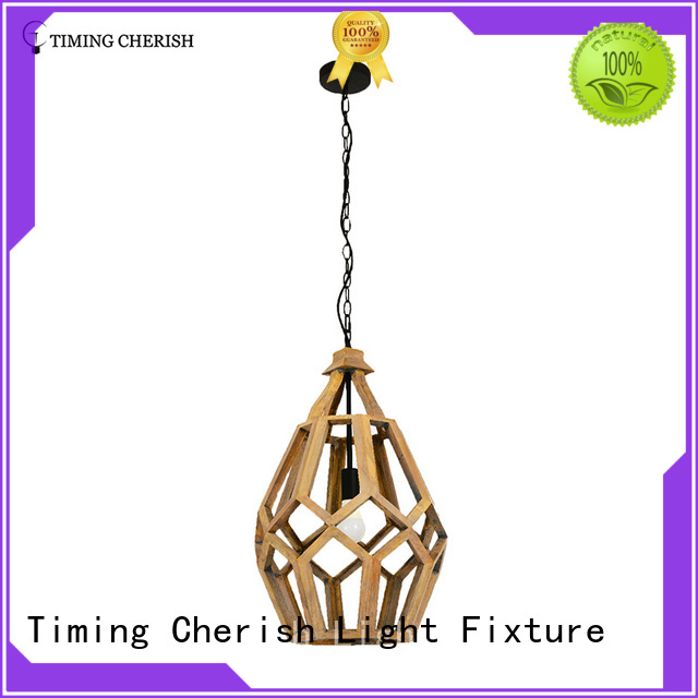 Timing Cherish black hanging pendant lights customized for shop