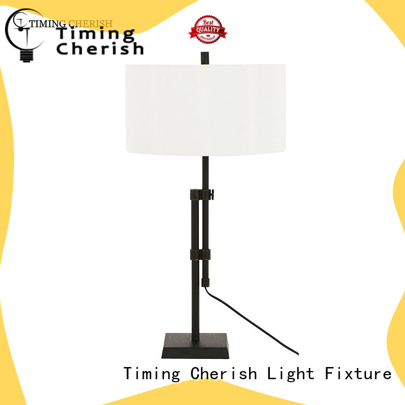Timing Cherish modern chandelier table lamp manufacturer for bar