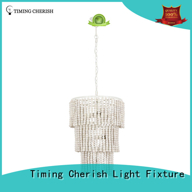 Timing Cherish exclusive fringe chandelier for business for home