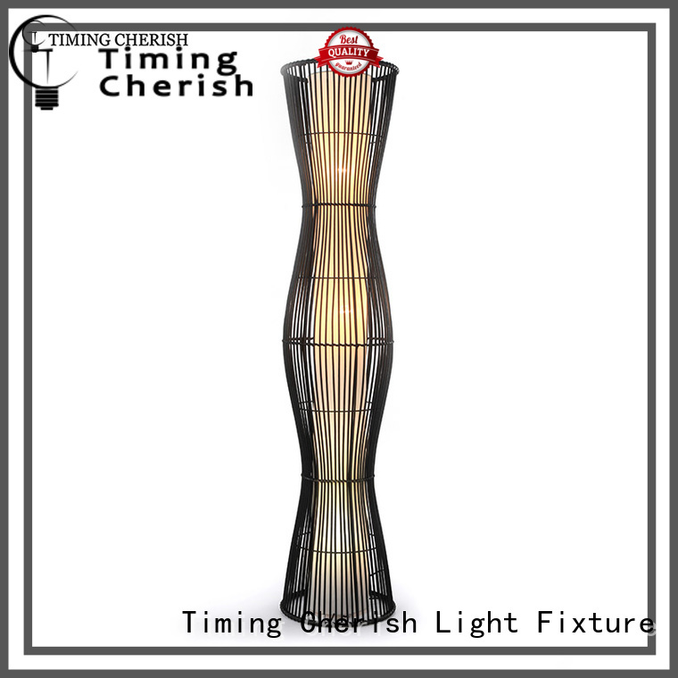 Timing Cherish classic outdoor floor lamps customized for hotel