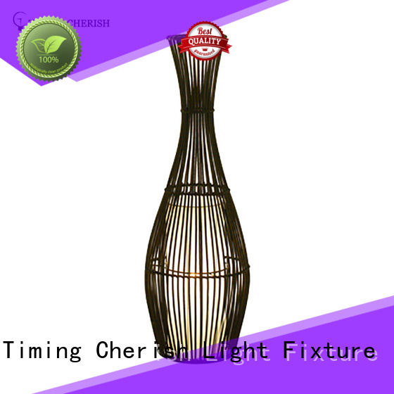 Timing Cherish bowling floor standing lamps for business for bar