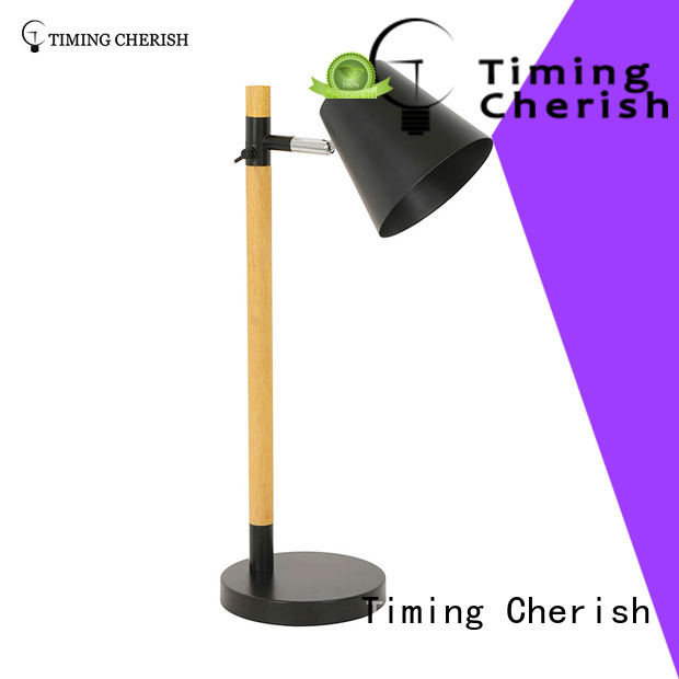 Timing Cherish vintage cylinder table lamp factory for kitchen