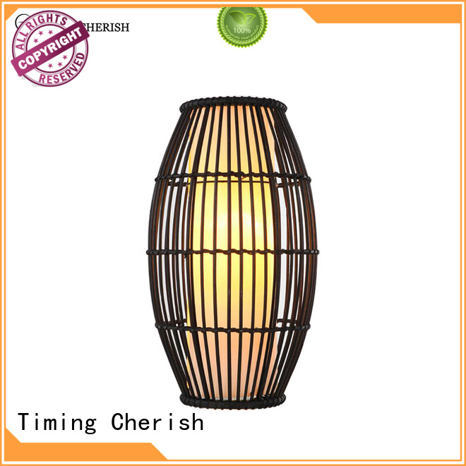 Timing Cherish metal side table lamps suppliers for kitchen