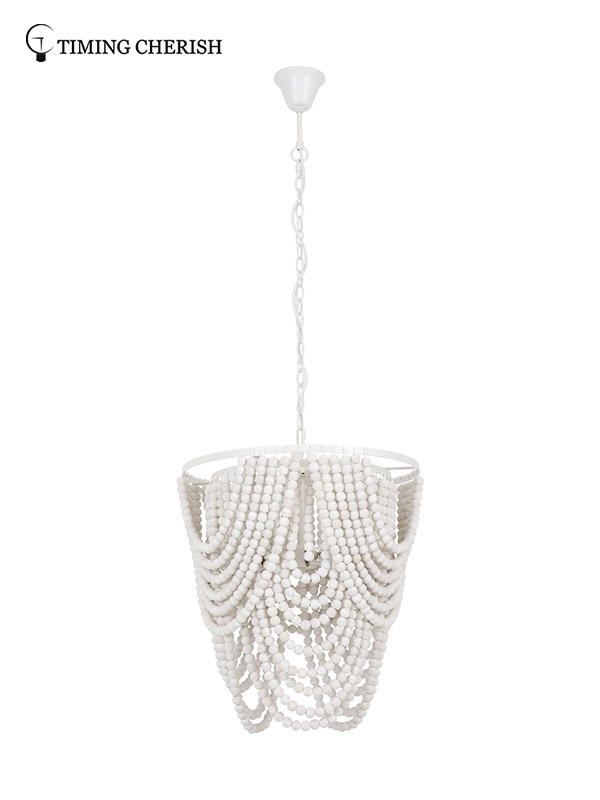 hanging hanging chandelier fringed supply for shop-3