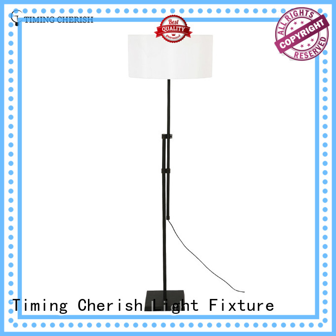 Timing Cherish antique floor standing lamps for business for hotel