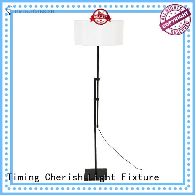 stylish metal floor lamp rattan manufacturers for living room