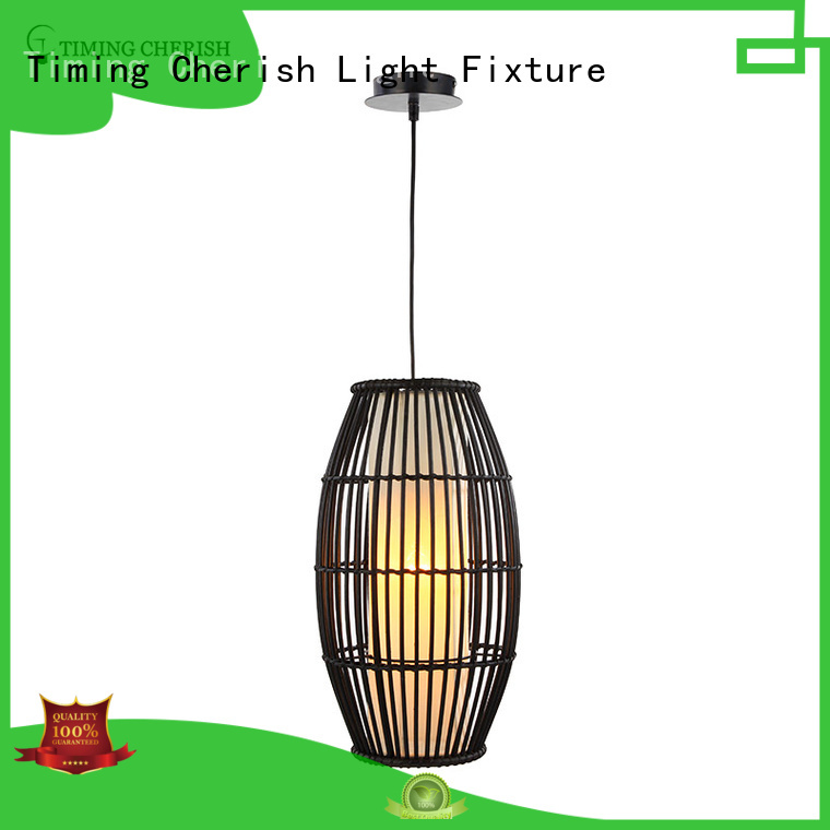Timing Cherish modern lantern pendant light suppliers for shop