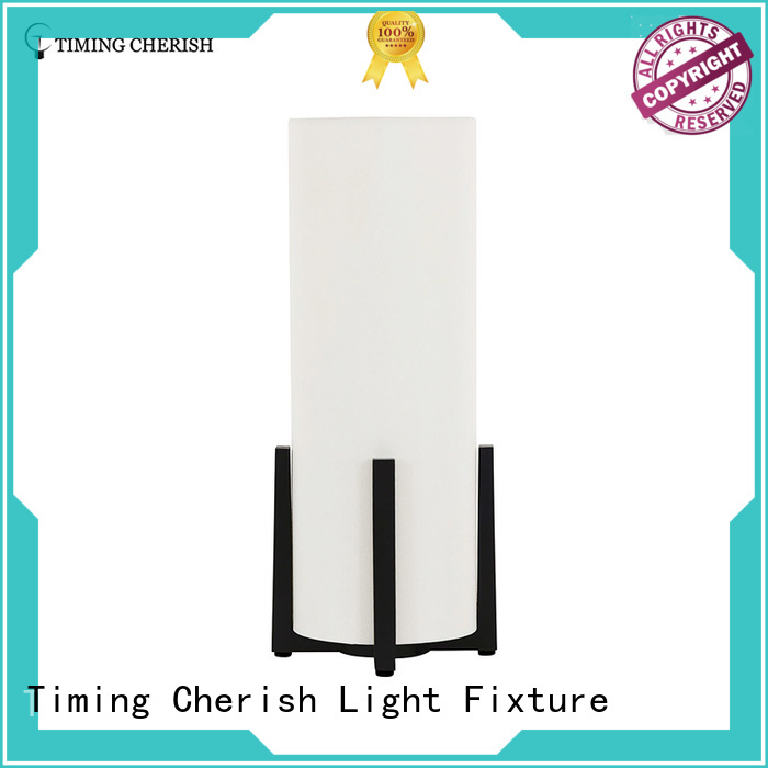Timing Cherish vintage end table lamps factory for kitchen