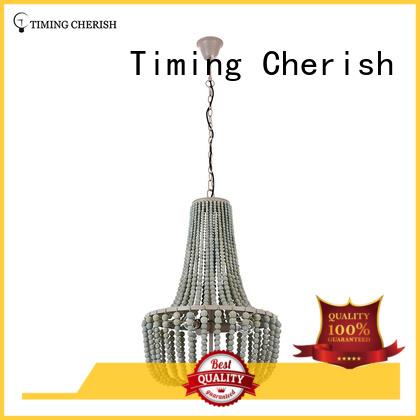 Timing Cherish grey fringe chandelier company for living room