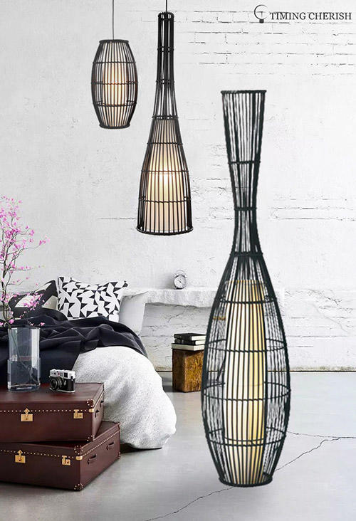 Timing Cherish crafted timber pendant light manufacturers for shop-1