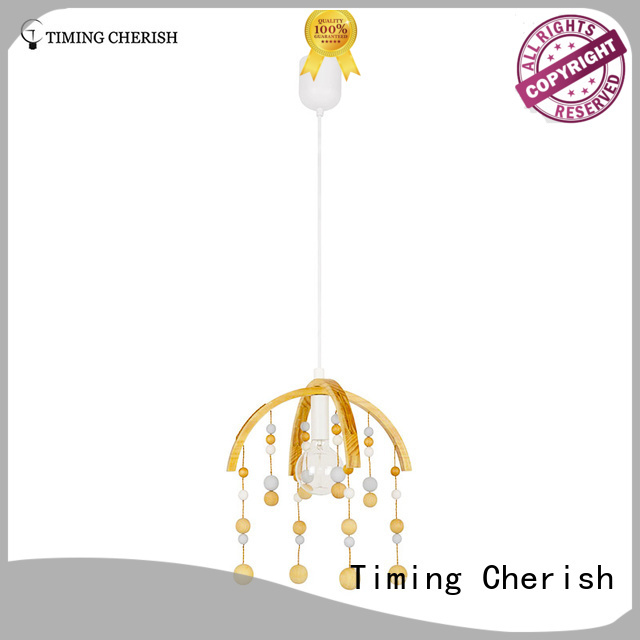 Hot baby lamp base Timing Cherish Brand