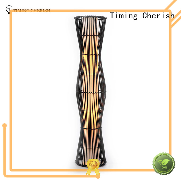 cylinder tall floor lamps customized for living room Timing Cherish