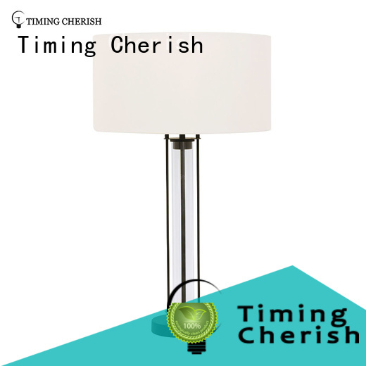 Timing Cherish h615mm adjustable table lamp supply for living room