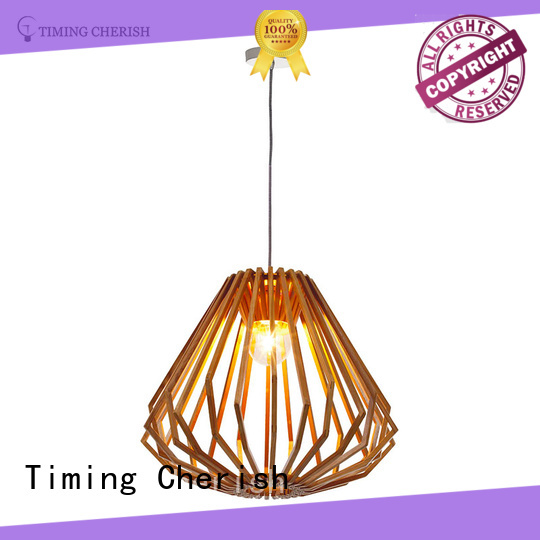 Timing Cherish handcrafted pendulum lights supply for living room