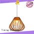 Timing Cherish handcrafted pendulum lights supply for living room