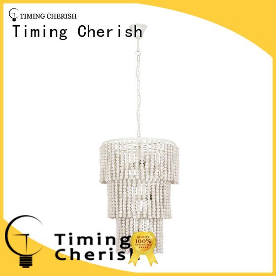 Timing Cherish pendant chandelier lamp cotton for shop