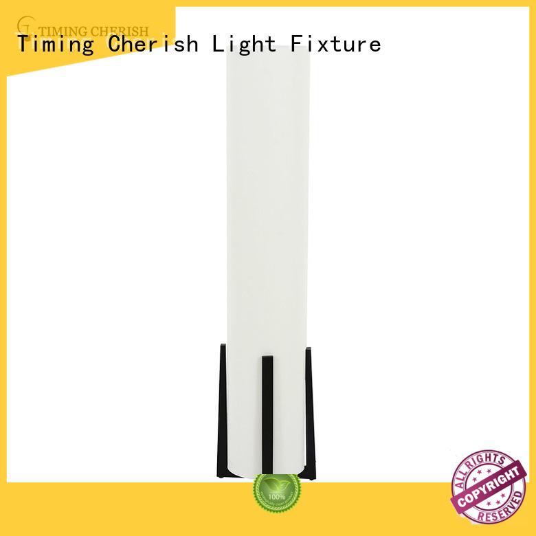 Timing Cherish adjustable wicker floor lamp for sale for hotel