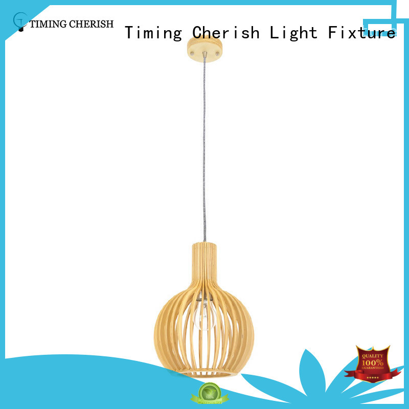 french hanging pendant lights supplier for hotel Timing Cherish