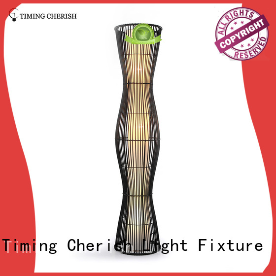 classic standing lamp whiteblack suppliers for hotel